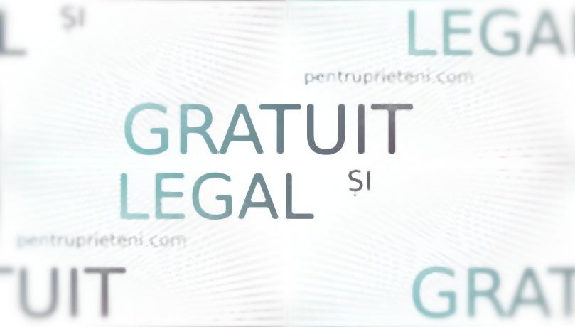 pentruprieteni.com, Pentru Prieteni, 2021, gratuit și legal